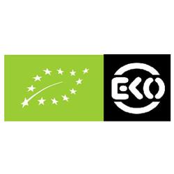 met biologisch en eco keurmerk