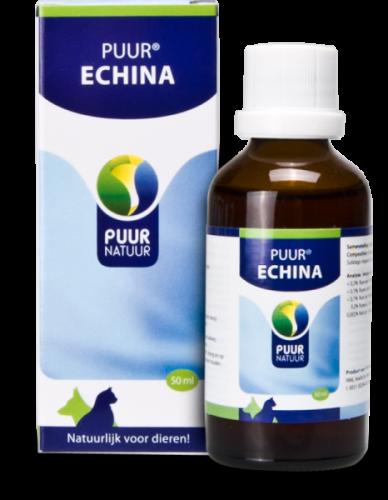 f861096731e064 Puur Echina extra 50 ml hond/kat (Voor een goede weerstand ...