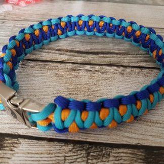 King-Cobra-turquoise-electric-blue-oranje-yin-yang