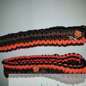 Sterke paracord/natuurlijke banden (natuurlijke tekenbanden, armbanden, halsbanden, tuigjes e.d.)