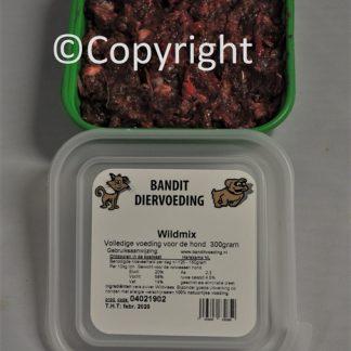 bandit-hond-wildmix-300-gram