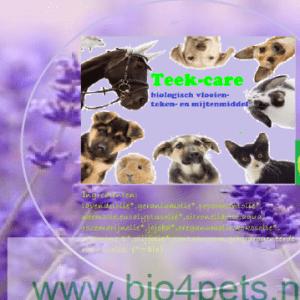 Biologische Verzorgingsproducten (shampoos, (vlooien)lotions, potenwax, zalven, enz)