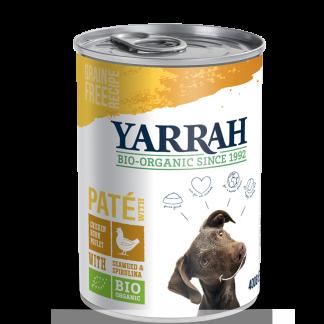 yarah-hondenvoer-paté-kip