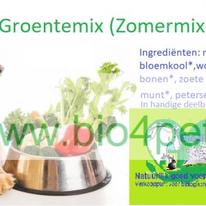 Bio4Pets Groentenmix -seizoensmix