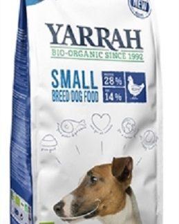Yarrah-dog-biologische-brokken-small-breed-kleine-honden