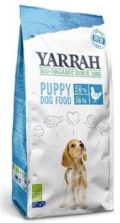 Yarrah Dog Biologische Brokken Puppy Kip 2 kg
