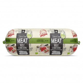 Natural Fresh Meat Organic bio Natvoer