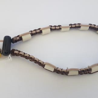 teek-Emx-band-32cm_anti_tekenband_paracord_walnoot_mocca_klaar