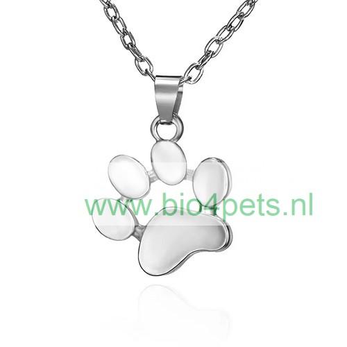 hond-ketting-hondenpootje-poot-afdruk-3-kleuren