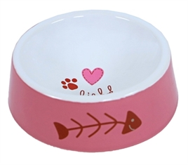 lief!-voerbak-keramiek-roze-girls