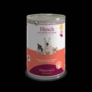 herrmanns-adult-wild-hond-400-gram