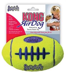 kong-air-squeaker-football-geel-hond-speelgoed