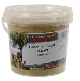 Dierendrogist-groenlipmossel-extract-vetinair-500 gram