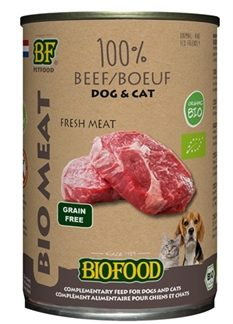 biofood-100%-kat-hond-biologisch-400-gram