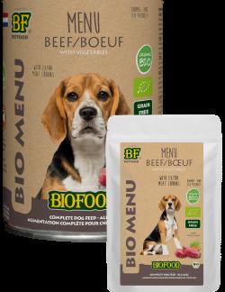 Biofood biologisch natvoer