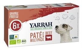 yarrah-dog-alu-pate-multipack-rund-kip-6x150gram