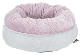 Trixie-Junior-Hondenmand-Grijs -Roze 40 x 40 cm
