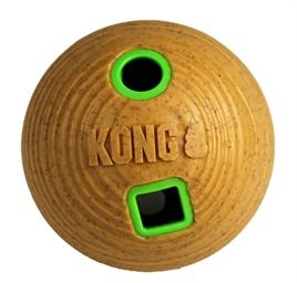 Kong Bamboo Feeder Ball Voerbal 12 x 12 x 12 cm