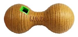 Kong Bamboo Feeder Dumbell Voerbal 20,5 cm