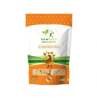Pawfect Vega Hondensnack Delicious Papaya Treats