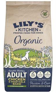 Lilly's Kitchen organic hondenbrokken