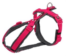 trixie-hondentuig-premium-trekking-fuchsia-grijs-70-85x2.5cm-op=op