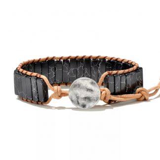 armband-chakra-natuursteen-handgemaakt-zwart