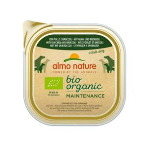 Almo_Nature_DailyMenu_Bio_Hond_Kip_en_Broccoli_300_gr