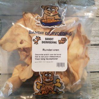 Runder-oren-bandit-snack-hond