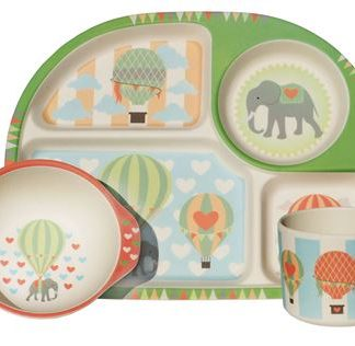 Kinderservies-olifant-BimBam-balloons_