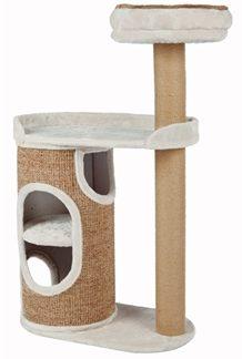 krabpaal-trixie-falco-licht-grijs-bruin-70x38x117cm