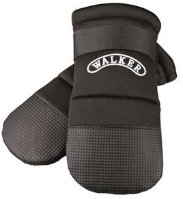trixie-Walker-Care-Beschermschoenen-hond-Zwart-2-stuks-hondenschoenen-winter