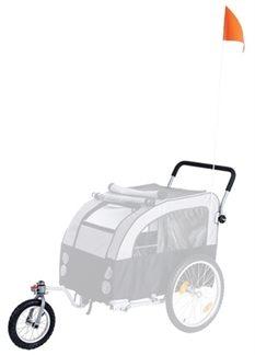 fietskar-Karlie-Doggy-Liner-joggerfunctie-buggy-