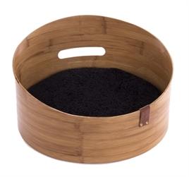 kattenmand-martin-sellier-hanoi-biseau-bamboe-print-45x45x25cm