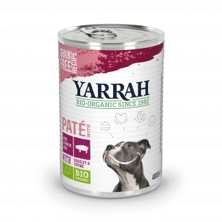 yarrah-dog-hond-pate-varken-peterselie-thijm-tijm-pork-400g