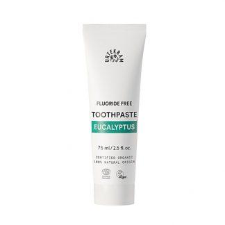Tandpasta-zonder-fluor-fluoride-Urtekram_eucalyptus_toothpaste-mondverzorging