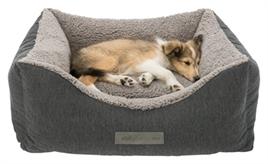 trixie-hondenmand-bendson-vitaal-donkergrijs-lichtgrijs-90x80cm