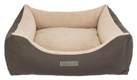 trixie-hondenmand-bendson-vitaal-donkerbruin-beige-70x60cm