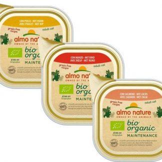 Almo Nature Bio Organic Kat