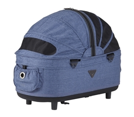 airbuggy-reismand-hondenbuggy-dome2-M-cot-earth-blauw-67x33x51cm