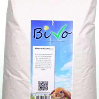 bivo-biologisch-konijnknaagdier-cavia-konijnenkorrels-15kg