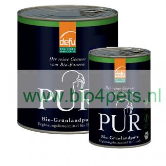 defu-pur-bio-grünlandpute-puur-kalkoen-natvoer-blikvoer-400-800gr